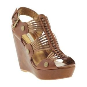 Cynthia Vincent - Roma - Gladiator Sandal Size 7.5